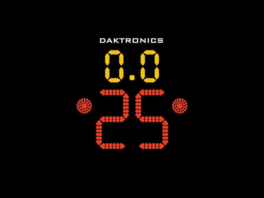 Daktronics <br> BB-2130