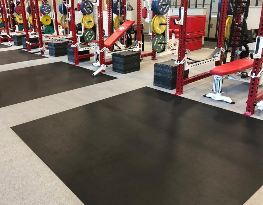 AktivPro Roll Rubber Flooring