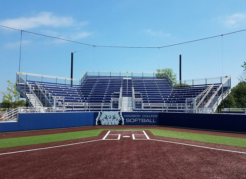 Baseball Grandstand Seating
