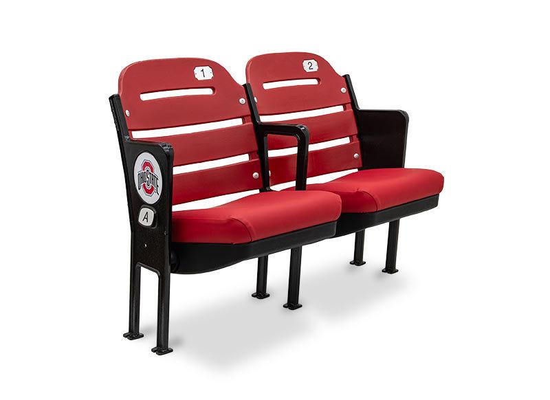 Classic Baseball Stadium Chair