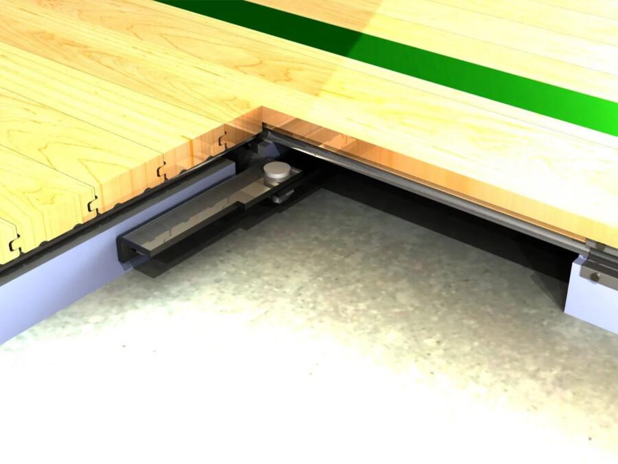 All-Star Pro Portable Floor