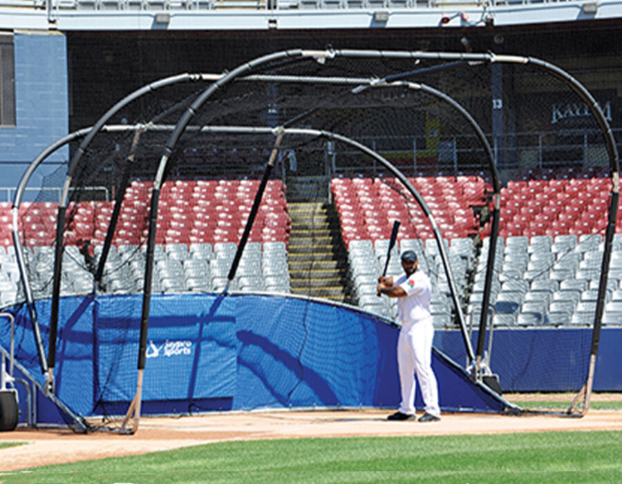 Batting Cages & Protective Netting