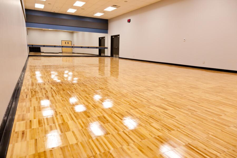 Saville Centre Dance Floor