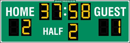 Daktronics <br> SO-918