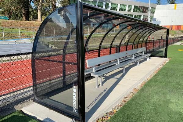 Kwik Goal Team Shelter
