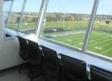 Stadium Press Boxes