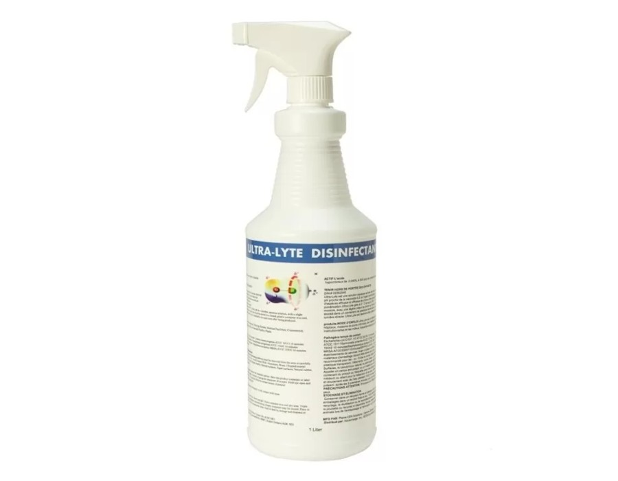 Ultra-Lyte Disinfectant and Sanitizer